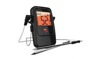 Maverick ET-735 Barbecue Bluetooth-Thermometer Set, schwarz